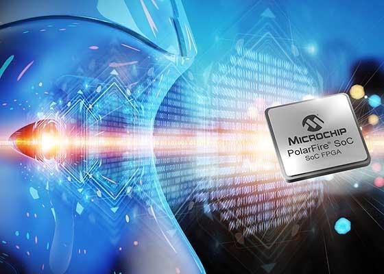 Microchip PolarFire SoC
