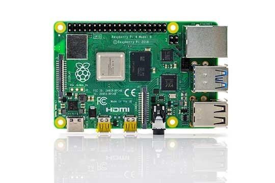 Raspberry Pi 4 Model B Computer