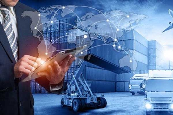 Smart and Mobile Supply Chain