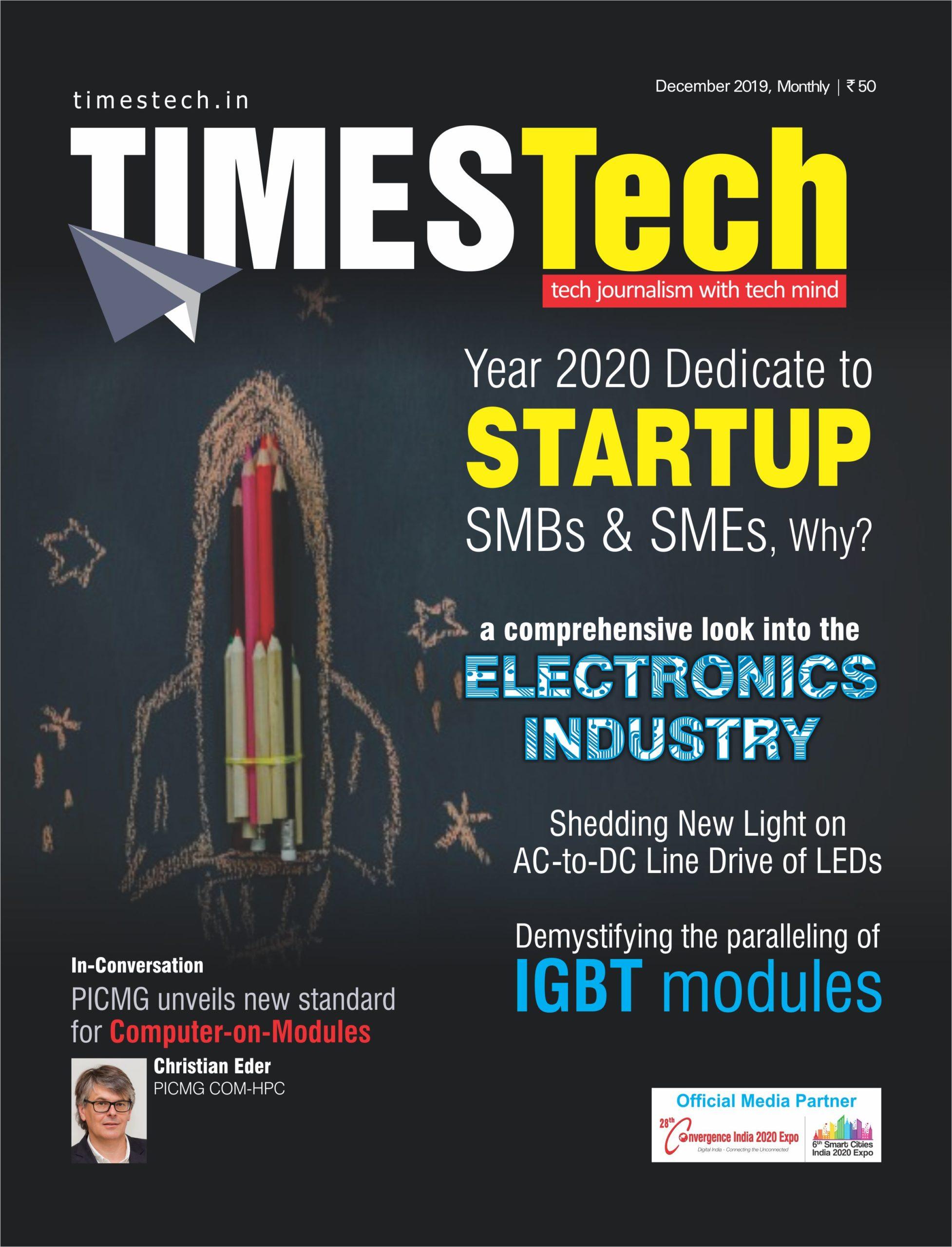 TimesTech Dec 2019