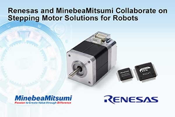 stepping motor solutions robots