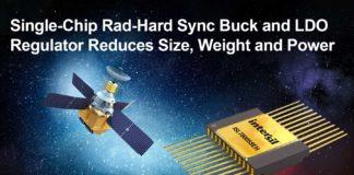 Renesas Radiation Hardened Single-Chip