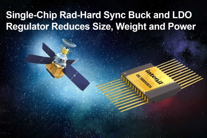 Renesas Radiation Hardened Single-Chip