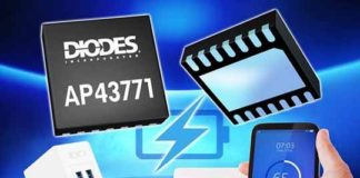 Diodes AP43771 USB Type-C PD controller