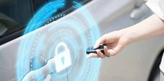 Fujitsu vehicle Security