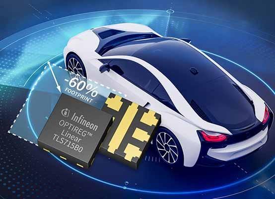 Infineon flip-chip