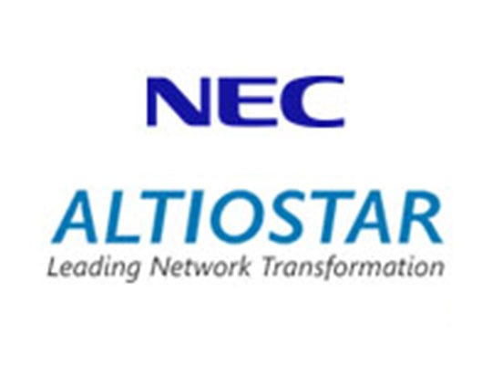 Nec and Altiostar