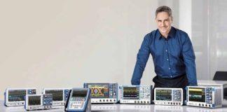 Rohde & Schwarz Oscilloscope