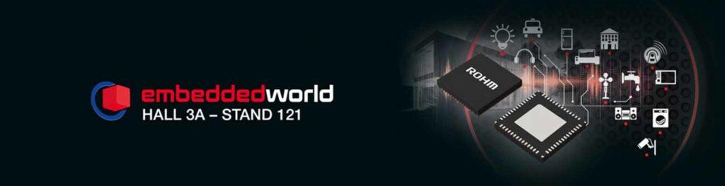Rohm Embedded World 2020