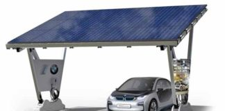 Solar Energy and EV Charging Infrastructure