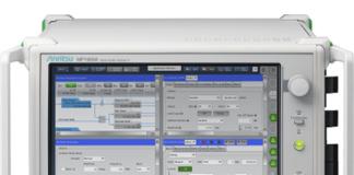 Anritsu Signal Quality Analyzer MP1900A