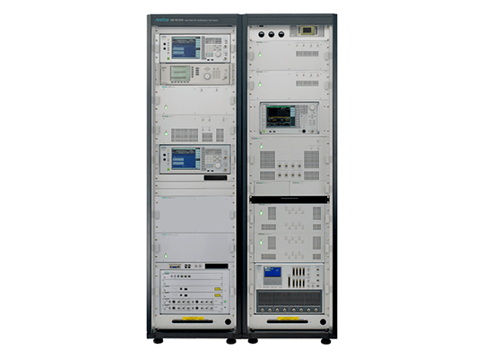 Anritsu and samsung approval of 5g NR Standalone Mode Test