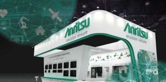 Anritsu virtual booth