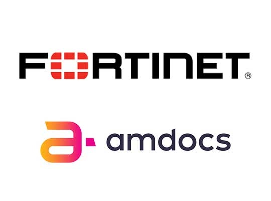 Fortinet and amdocs