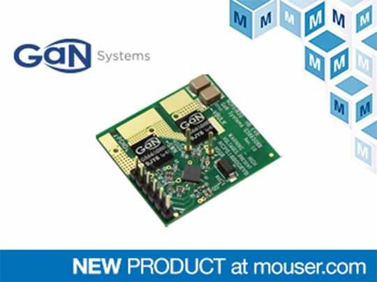 GaN Systems GS-EVB-HB-66508B-ON1 Evaluation Board