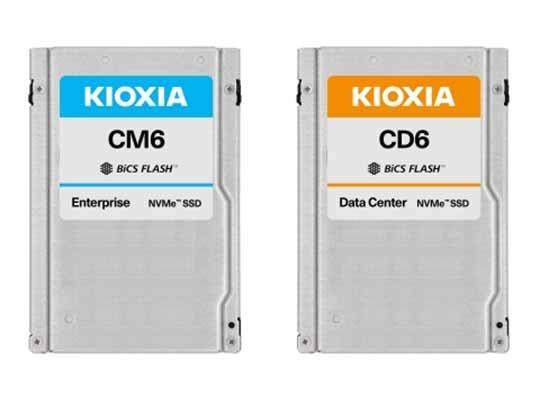 Kioxia SSD
