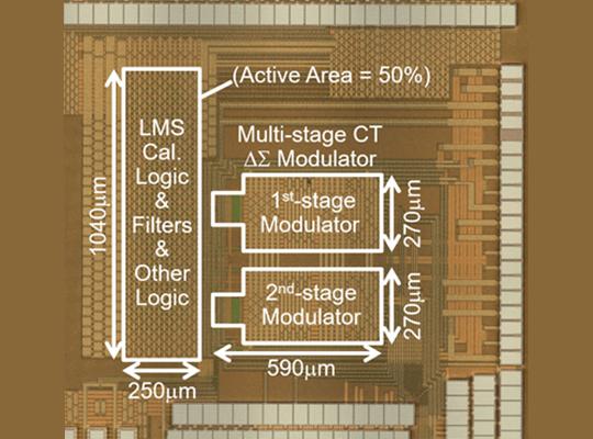 Renesas Automotive AD Converter Circuit Technology