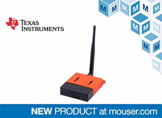 TI CC1352R SensorTag