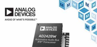 AD242x Automotive Audio Bus Transceivers