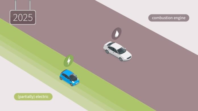 Infineon hybrid vehicles