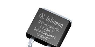 CoolSiC Schottky diode 1200V D2PAK