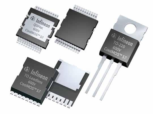 Infineon CoolMOS S7