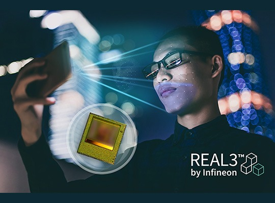Infineon REAL3 Reference Design Qualcomm