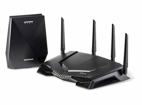 NETGEAR WiFi Router and Mesh WiFi System