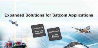 Renesas Satcom Application Solutions