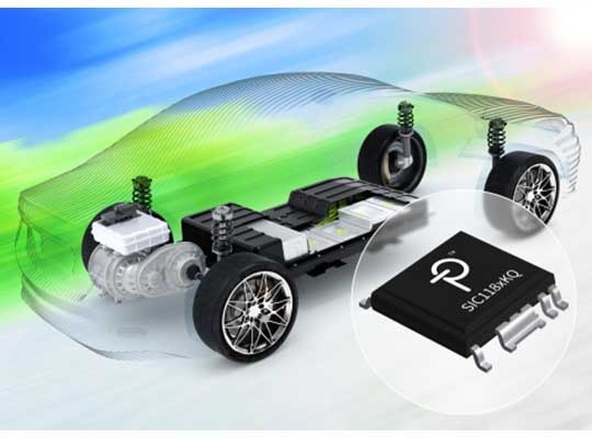 SIC118xKQ Automotive Application