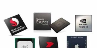 Mobile Phone Processors