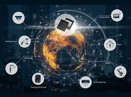 IFX OPTIGA Connect eSIM IoT