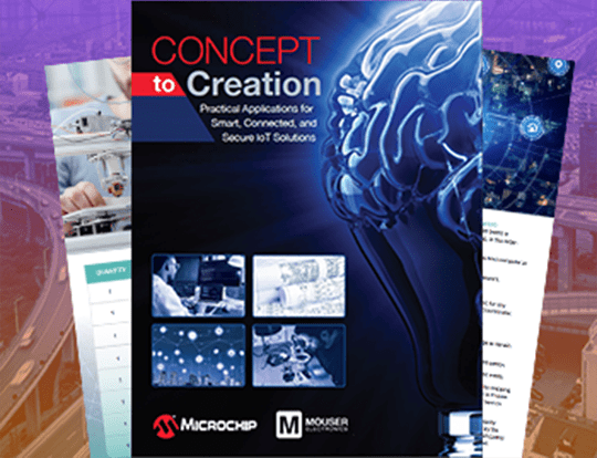 Mouser and Microchip New ebook