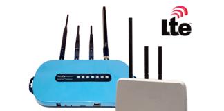 Sentrius RG191 LTE Gateway
