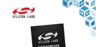 Silicon Labs EFR32BG22