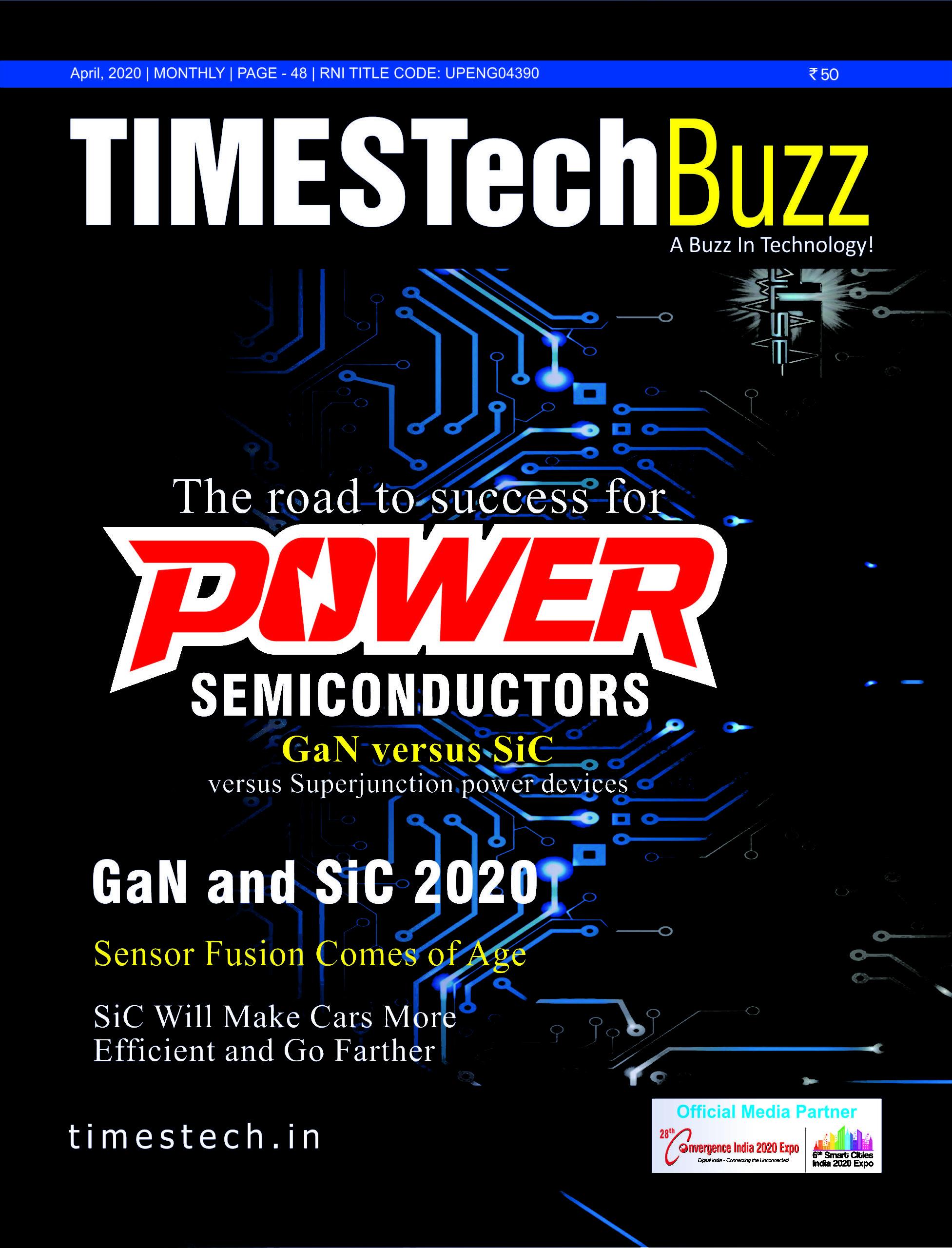 TimesTech Buzz April 2020