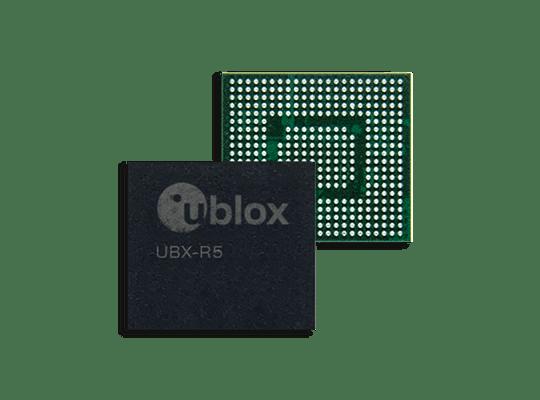 u-blox UBX-R5 kombi