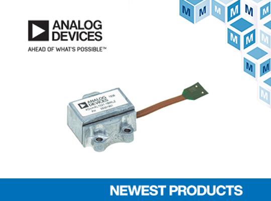 Analog Devices ADcmXL1021