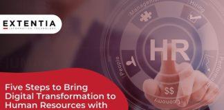 Five Steps to Bring Digital Transformation