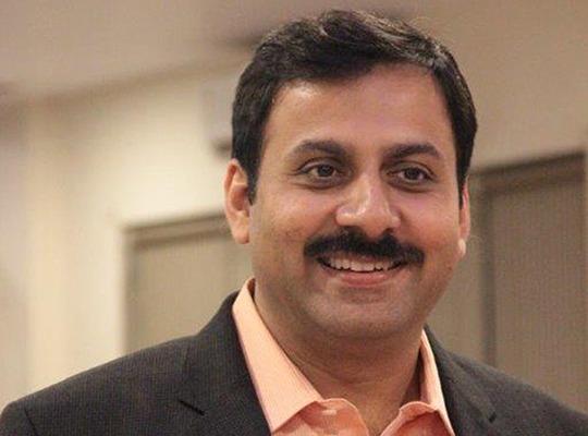 Rajesh Goenka Director Sales Marketing RP tech India