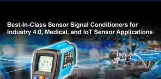 Sensor Signal Conditioner IC ZSSC3240