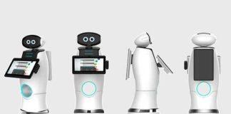 AI Robots Moving Up