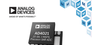 Analog Devices AD4021 AD4022