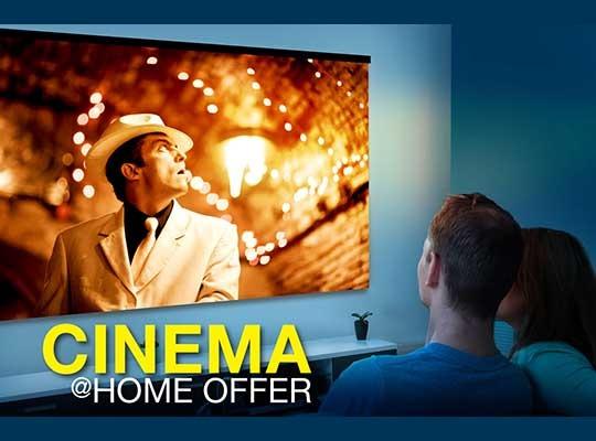 Epson Cinema@Home