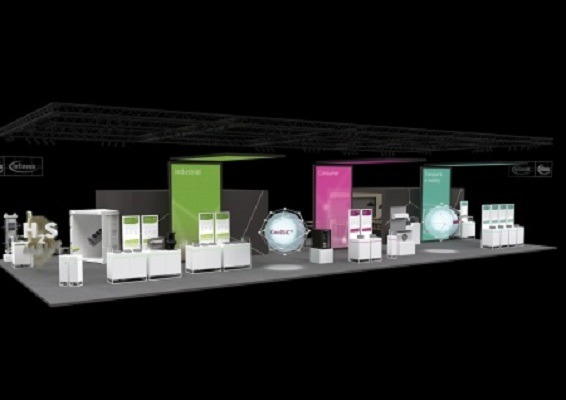 Infineon virtual PCIM booth