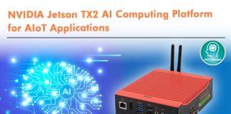 NVIDIA Jetson TX2 AI Computing