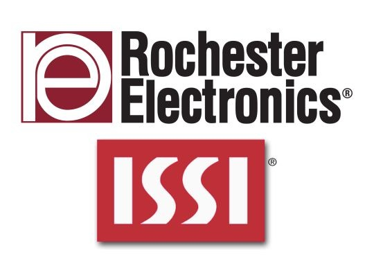 Rochester Electronics Partners with ISSI