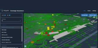 VIAVI 3D Geolocation