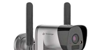 Body Temperature Smart Screening Camera