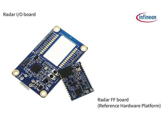 Infineon KIT BGT60TR13C EMBEDD.jpeg